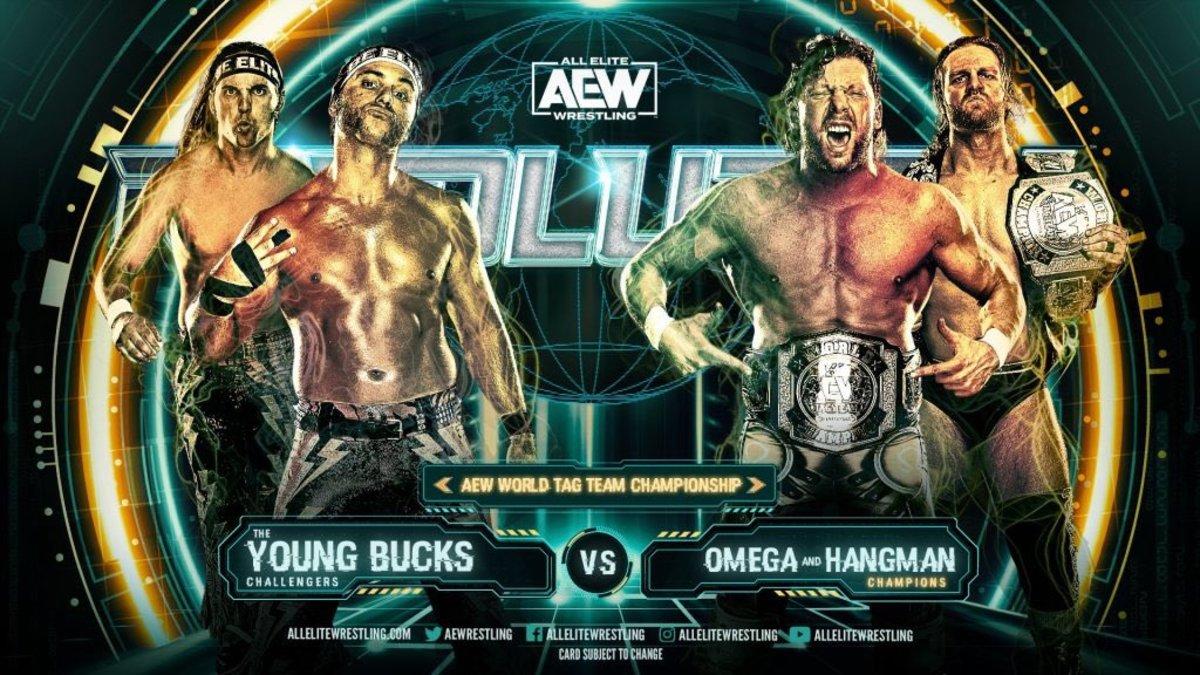 Young Bucks v Omega & Page