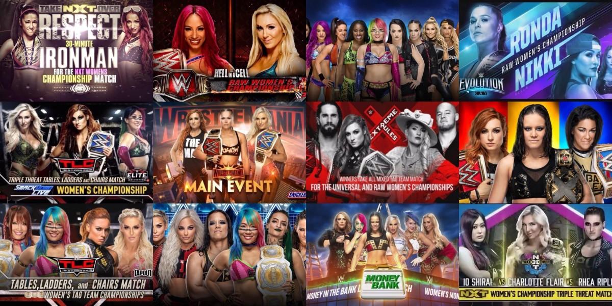 Women's Main Events