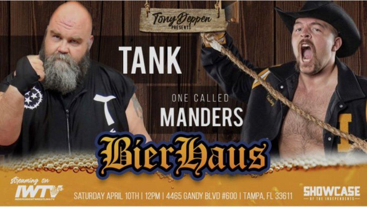 tank vs manders
