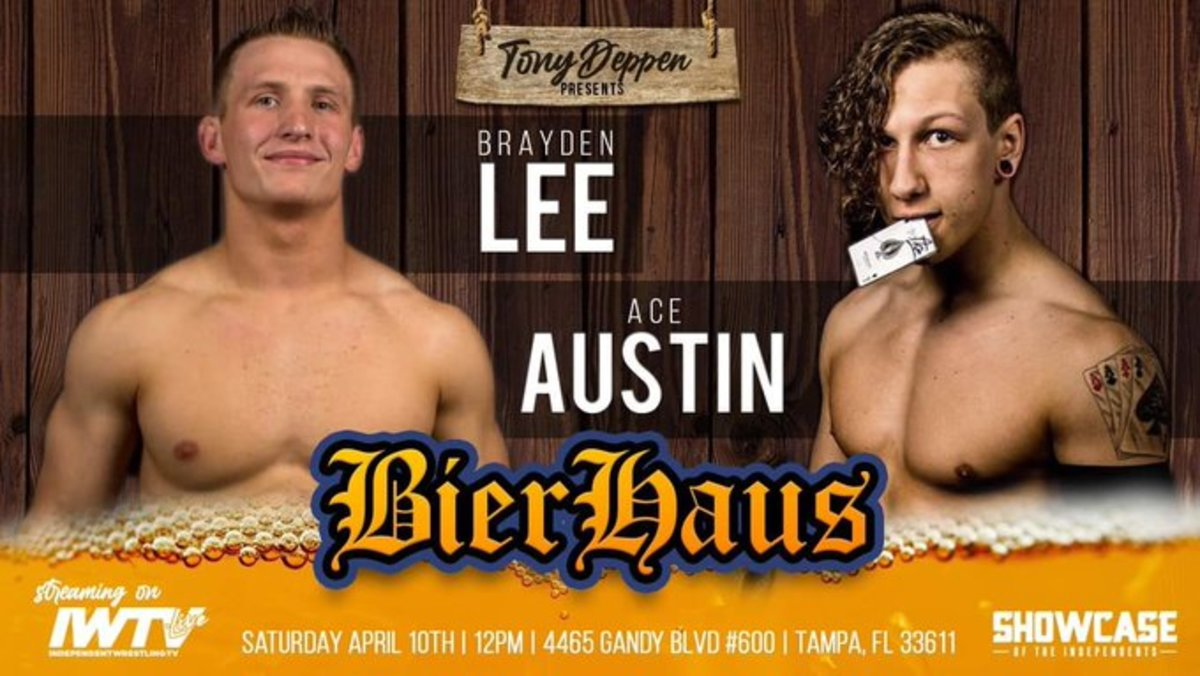 brayden lee vs ace austin