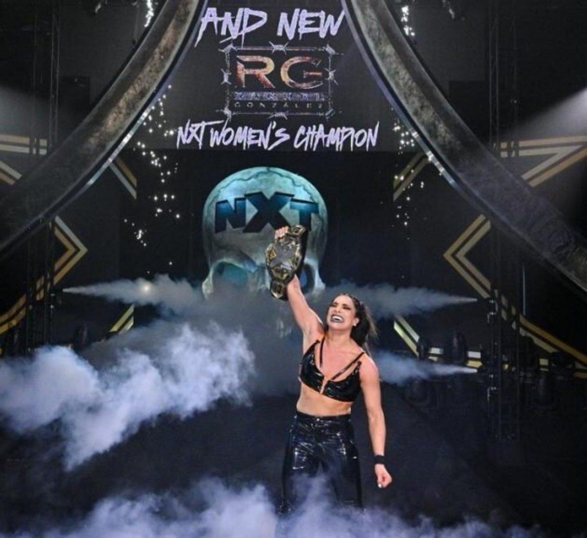 Raquel-Gonzalez-NXT-Champion