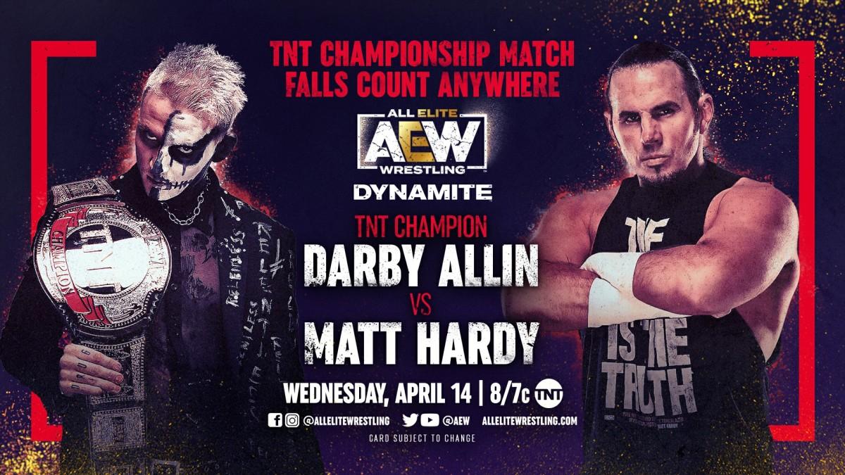 Darby Allin vs Matt Hardy