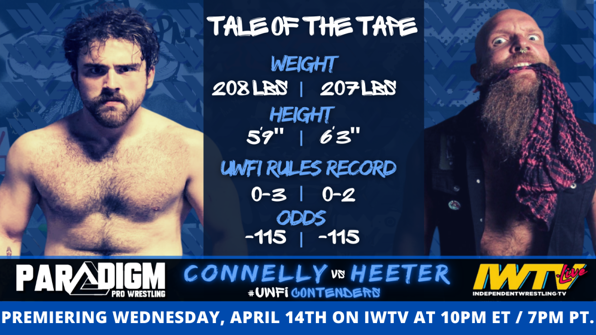 Connelly vs Heeter