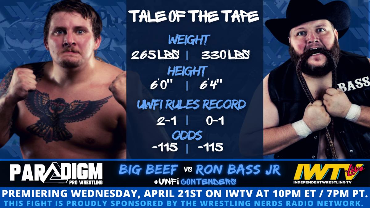 Beef vs Ron Bass Jr