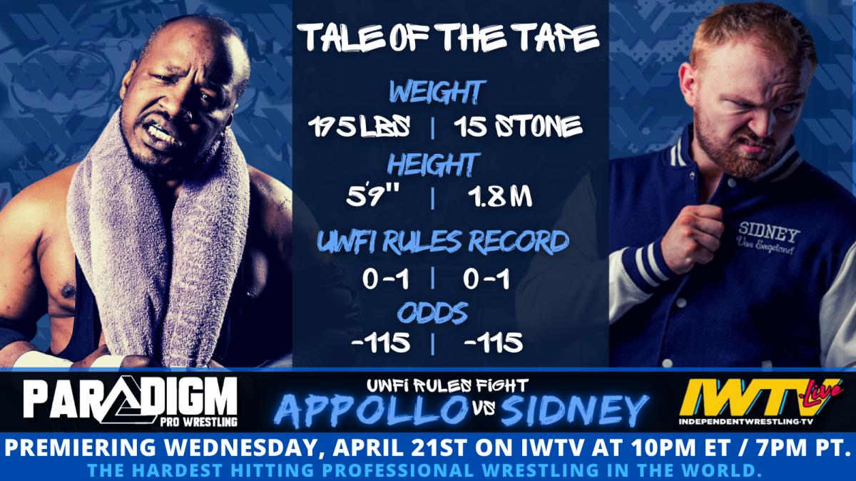Sidney vs Appollo