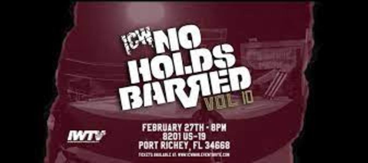 no holds barred 10