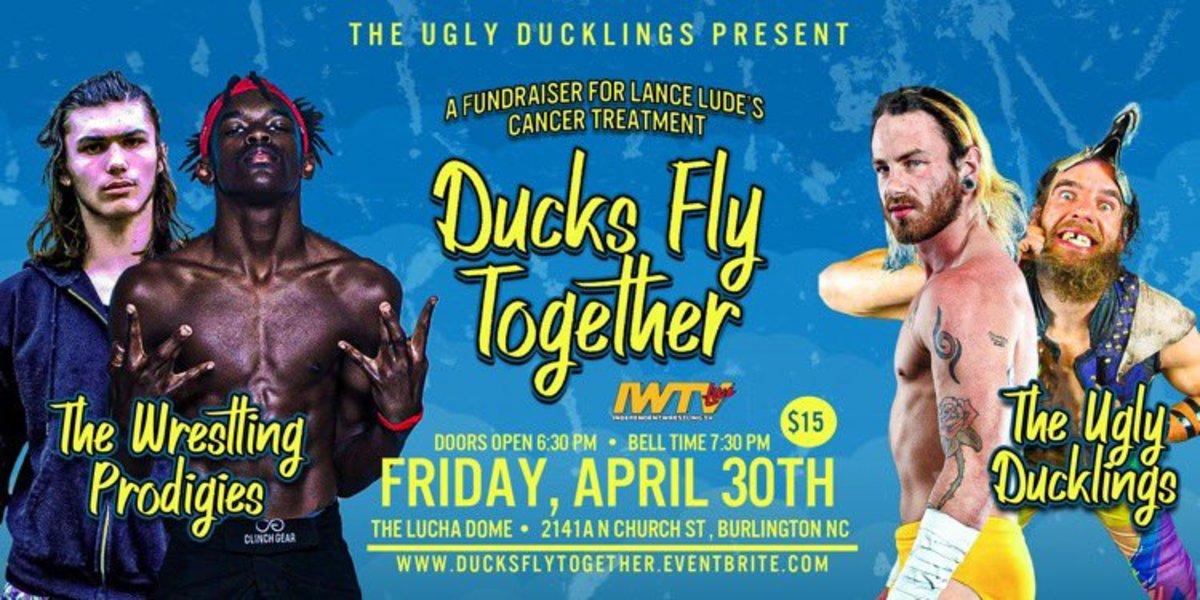 wrestling prodigies vs ugly ducklings