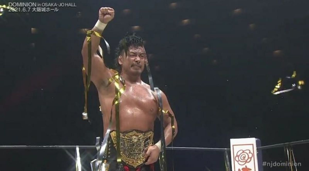 Shingo is going to have to see his old Dragongate friends.