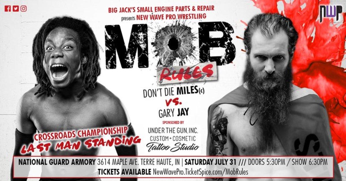 Gary vs Miles
