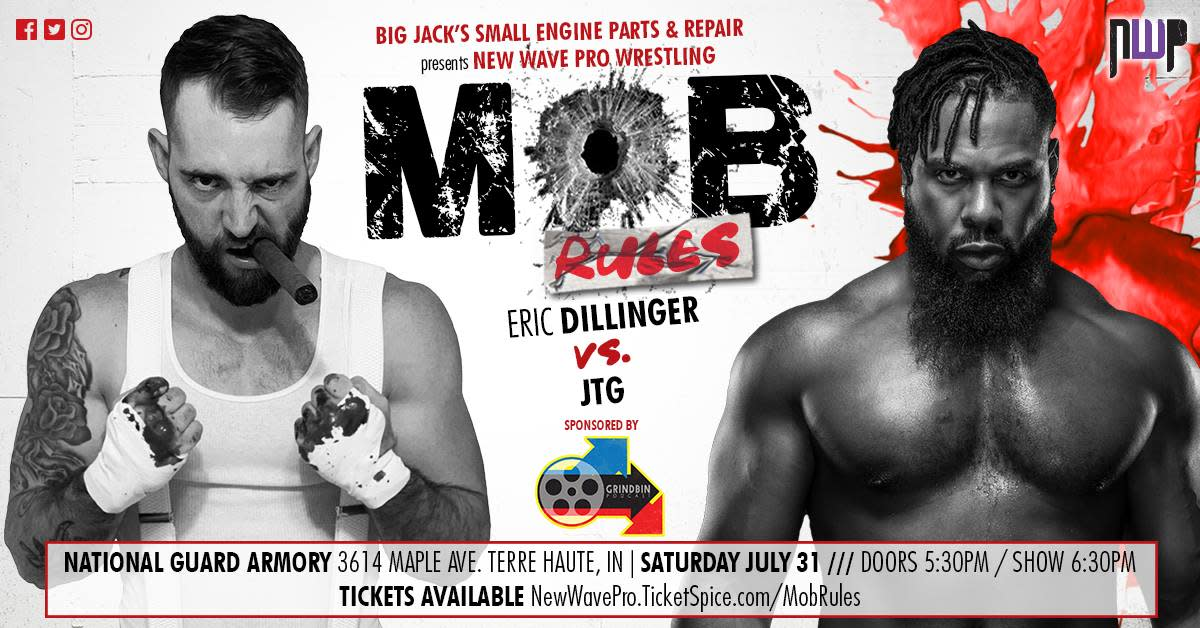 Dillinger vs JTG