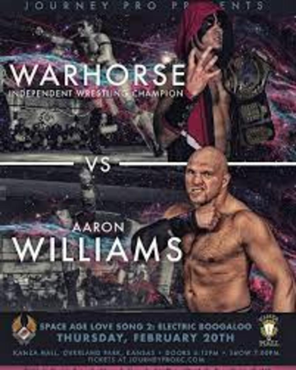 warhorse vs williams
