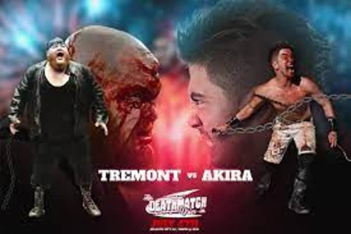 akira vs tremont