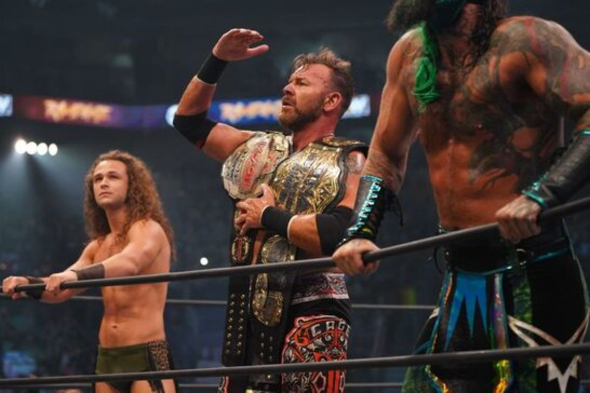 Christian Cage Wins