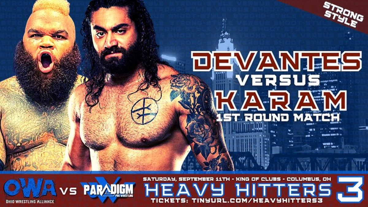 Devantes vs Karam-strong style