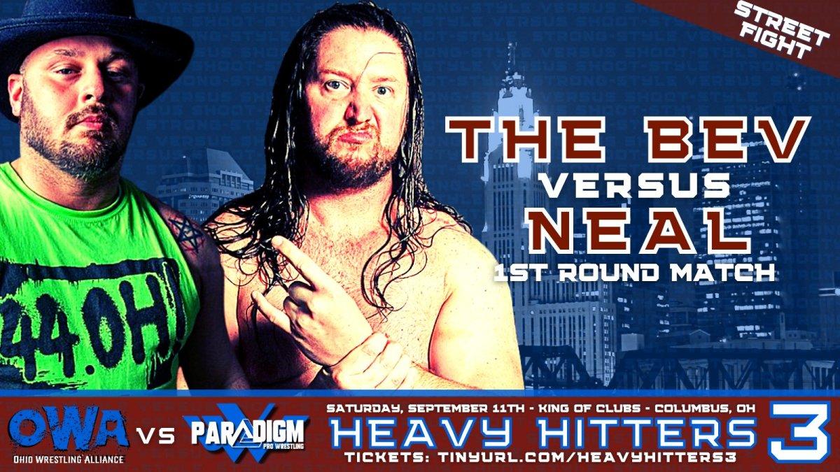 Bobby Beverly vs Derek Neal-street fight