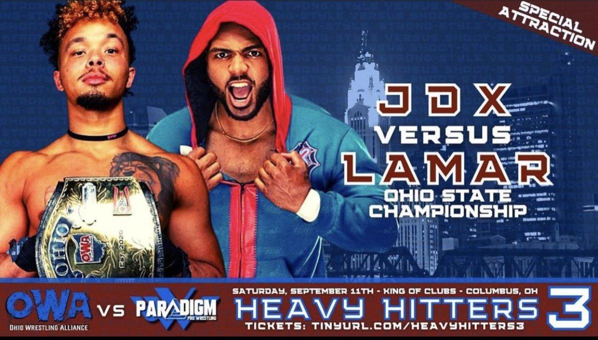 JDX vs Tre Lamar-OWA Ohio State Championship