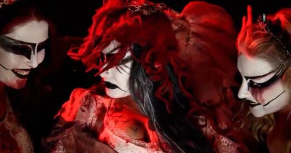 Brandi Lauren Becomes Undead